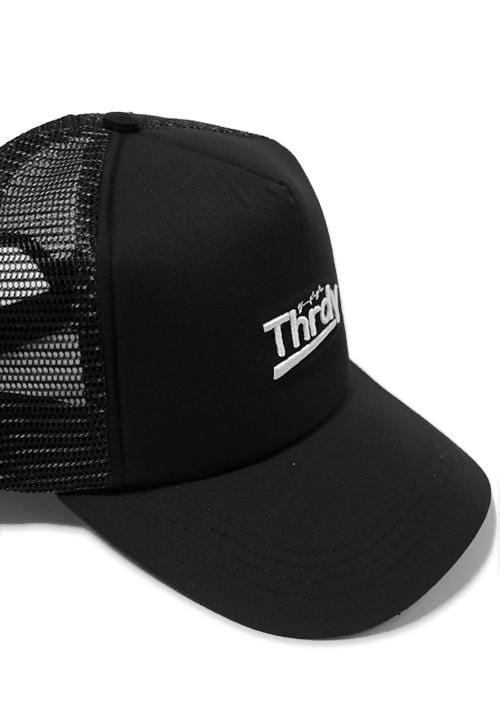Third Day AM059F TRUCKER HAT THRDY BLK