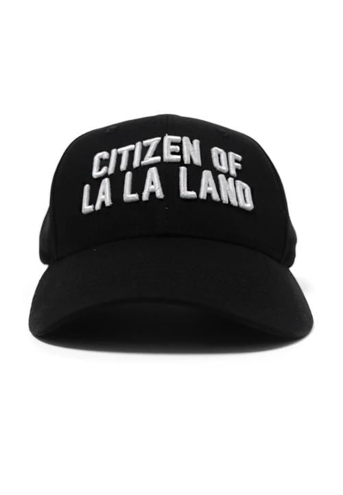 AM021M Baseball Hat Bordir Citizen blk