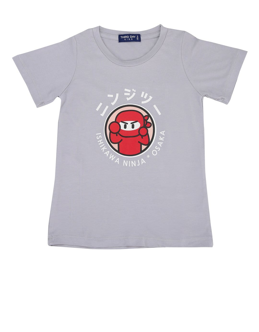 DT139 thirdday kaos balita ishikawa champion grey