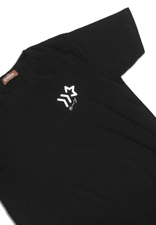 Third Day NT234 nade star logo dakir blk T-shirt Hitam