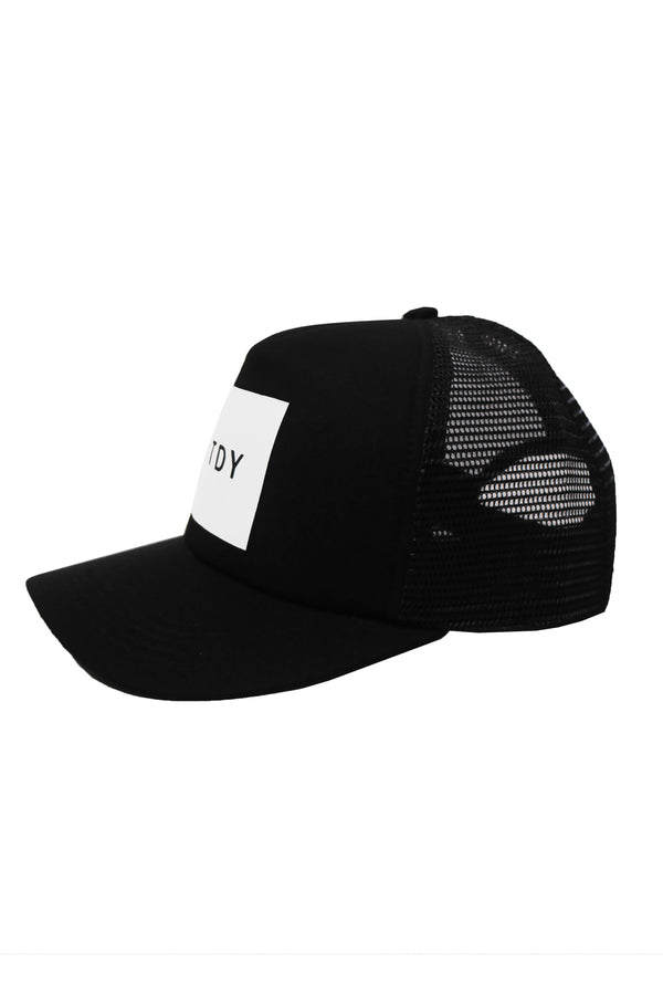 AM015I trucker TDY box Black