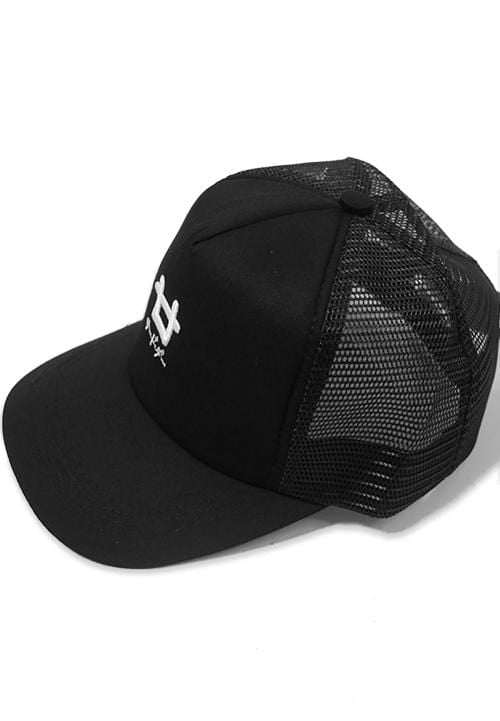 Third Day AM057F TRUCKER HAT LOGO ICON BLK