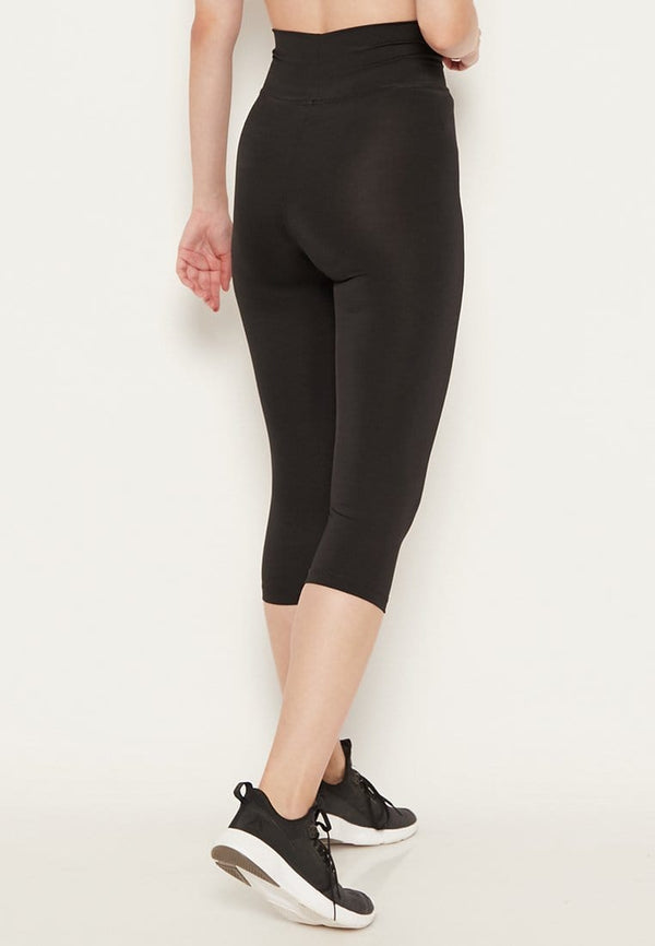 LB030 td active compression legging toreador olahraga wanita black