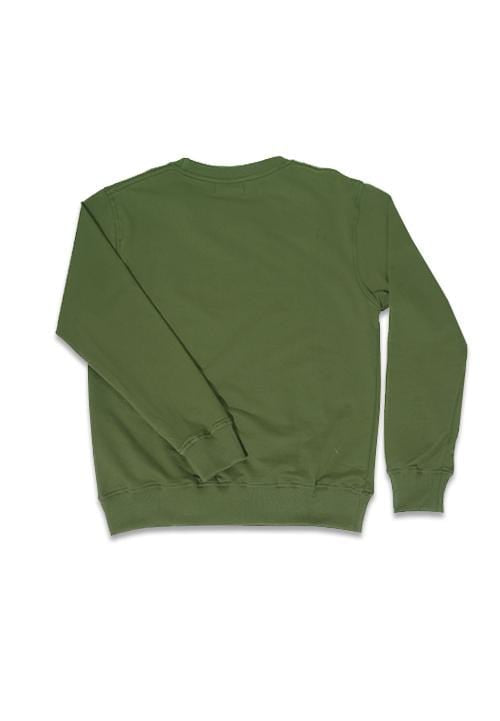 LMP020 sweater TDY hijau army