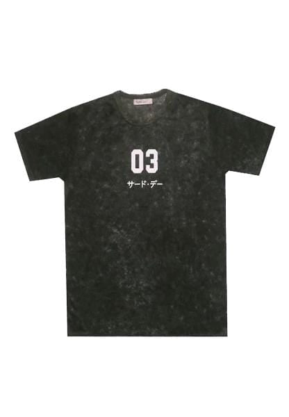KMT004 s/s Men 03 Japan Smky wash blk