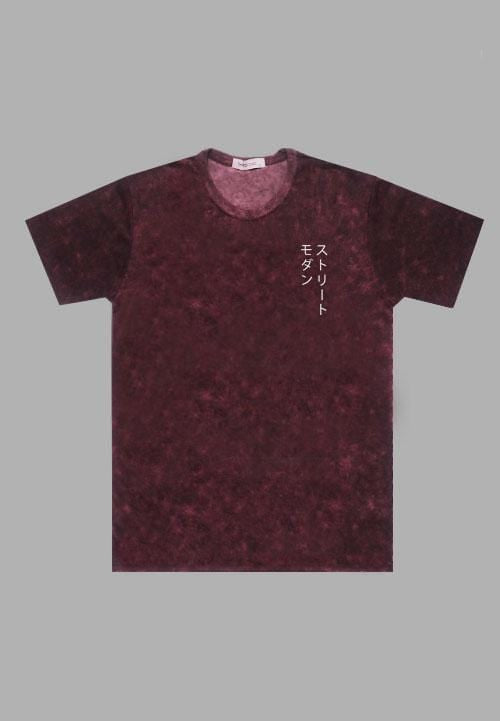 KMT009 s/s Men Japan Chest smky mr