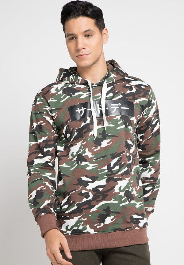 Third Day MO138 hoodies inverted katakana camo gr-wh
