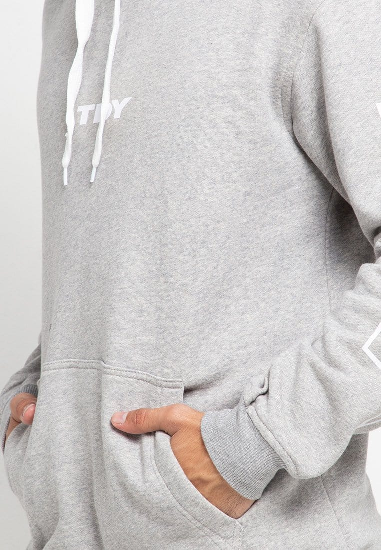 Third Day MO153 fleece hoodies tdy arrow gry Abu-abu