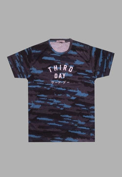 MT860R s/s Men Blue Camo-dm Tdsimple