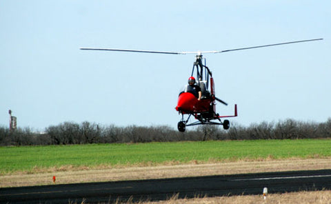 Gyroplane Build-To-Fly Rotorcraft l Air Command / Skywheels – Air