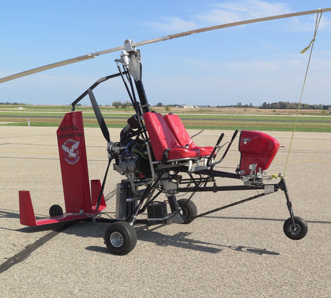 Used Gyroplanes For Sale – Air Command International / Skywheels