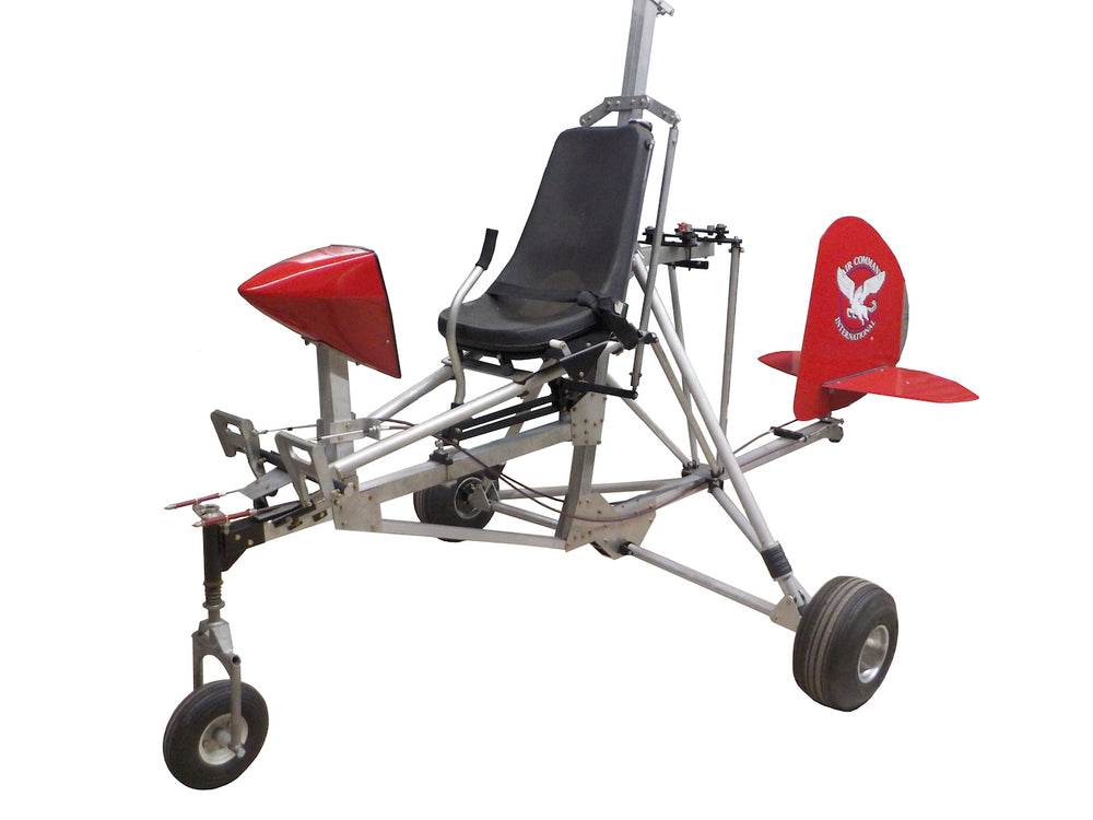 "Commander Elite Single-Place w/ 78"" Mast (Rolling Airframe, Less Rotax 582 Engine)"