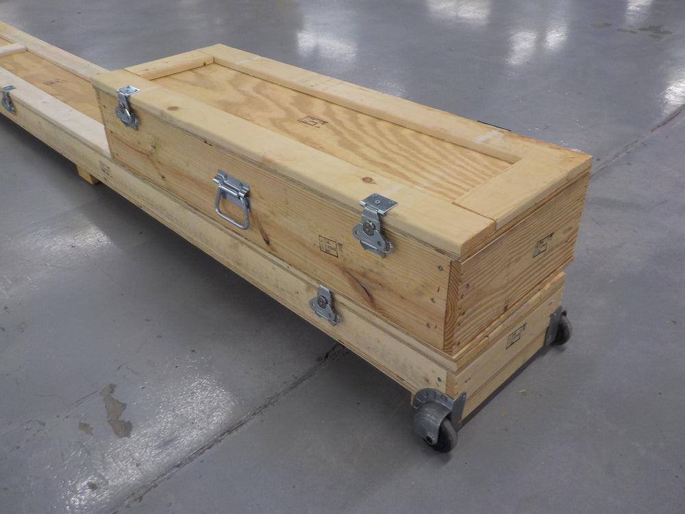 Replacement Deluxe Center Section (Hub Bar) Storage Crate