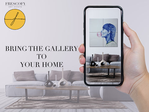 Augemented Reality, the Future of buying Art