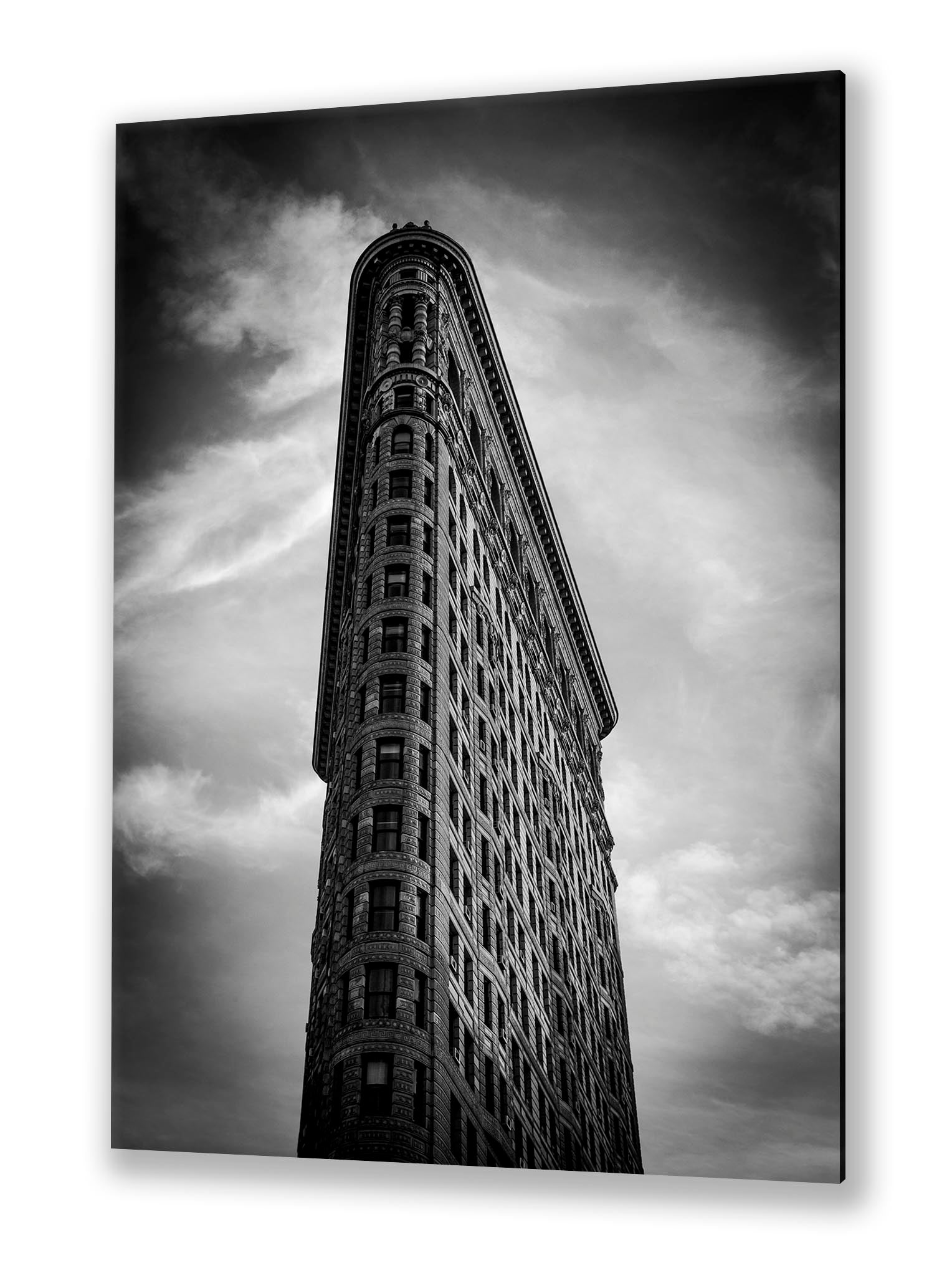 Flatiron Building, New York | Special edition Art Print on Aluminium