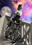 "Modern werk aan de muur: ""To the Moon and back"""