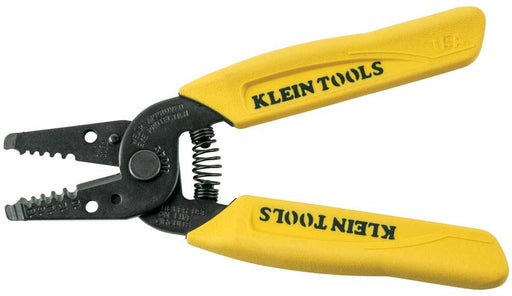 Klein 11045 Wire Stripper/Cutter (Yellow) - Consavvy