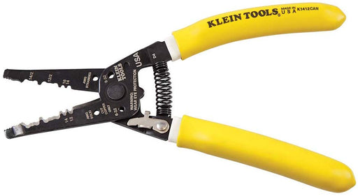Klein Tools K1412CAN Curve Dual NMD-90 Cable Stripper or Cutter - Consavvy