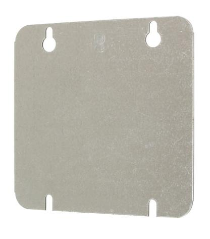 "VISTA 20119 1Pack/10Pack 4-11/16"" Square Cover-Blank - Consavvy"