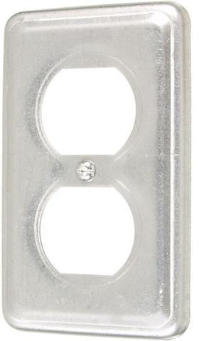 "VISTA 20124 20C1 - 2 1/8"" Wide-Duplex Outlet 1Pack - Consavvy"