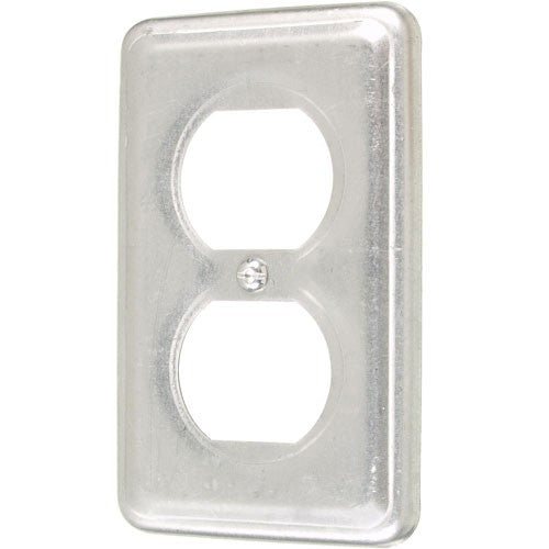 "VISTA 20127 1Pack/10Pack 11C1 - 2 3/8"" Wide-Duplex Outlet - Consavvy"