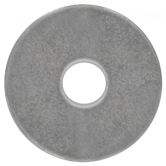 "Paulin 1/4"" FENDER WASHERS-ZINC PLATED 1Box(100 Pieces)"