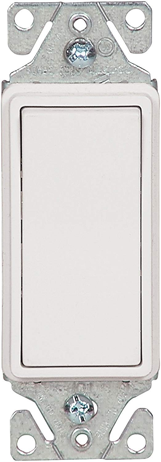 EATON 7503W COOPER 3 WAY DECORA SWITCH 120/277 WHITE - Consavvy