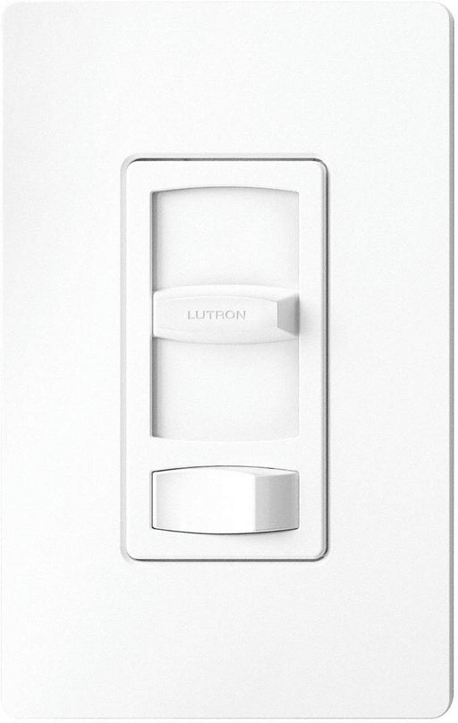 Lutron CTCL-153PH-WHC Contour CFL/LED Electrical Distribution Product, Small, White - Consavvy