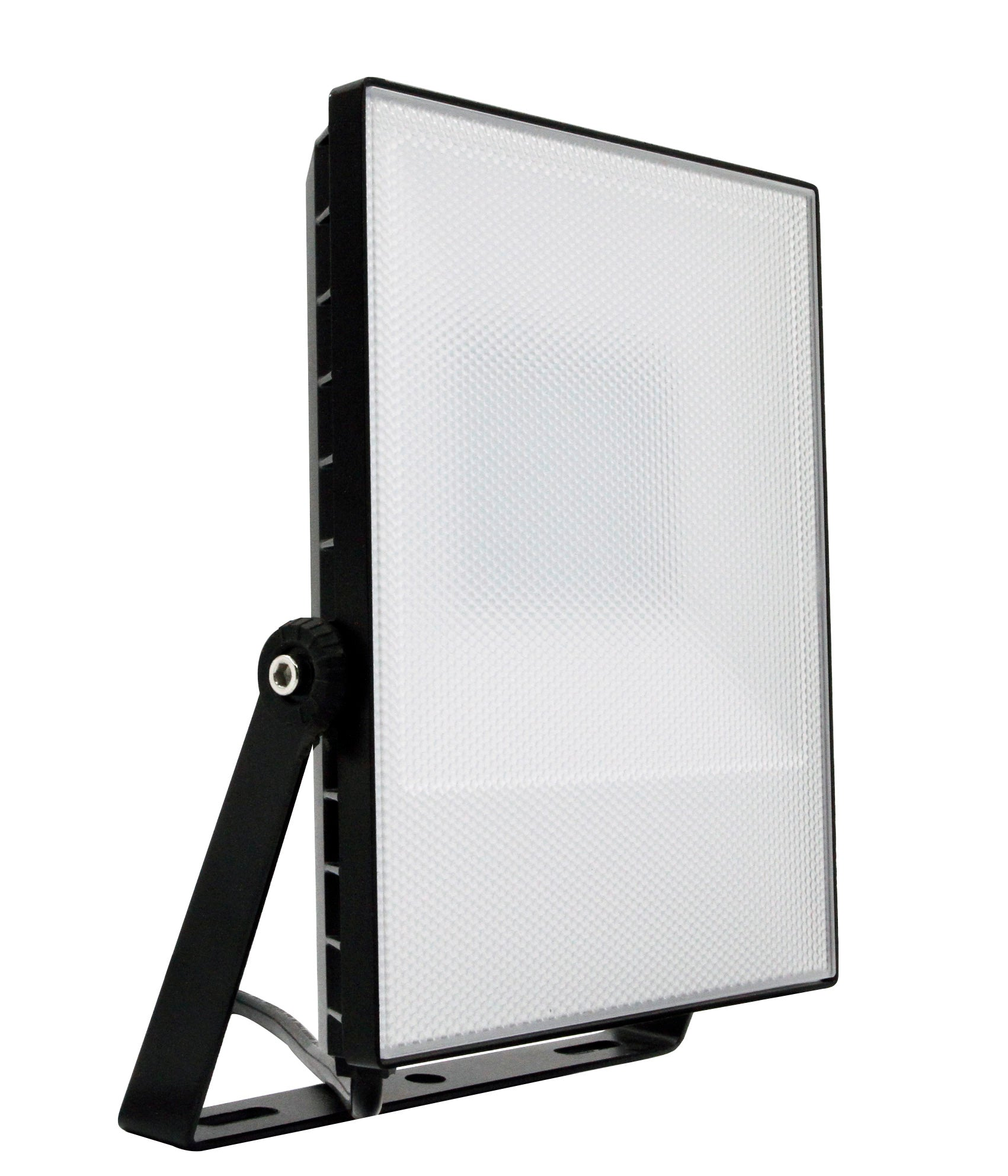 LED Pad Flood Light 50W, 120-277V, 4500LM, 4000K, Cool White - Trunnion - Consavvy