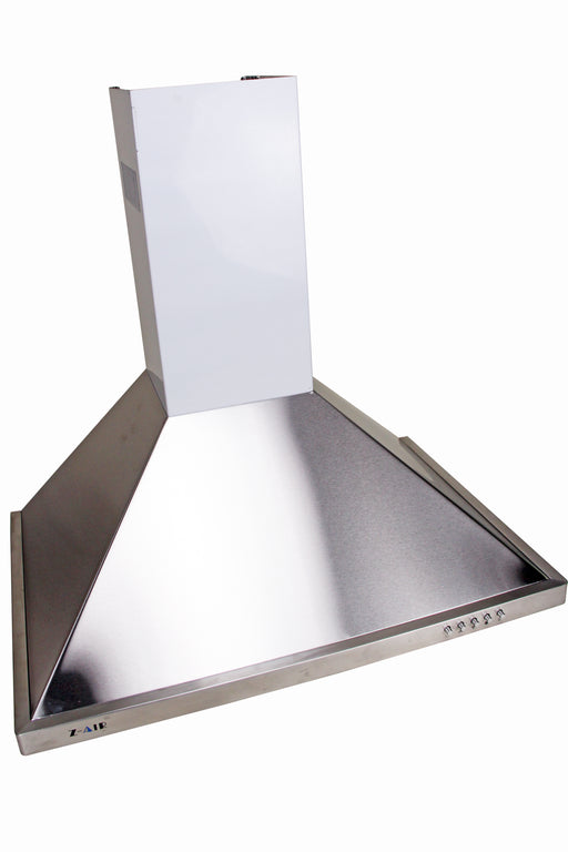 Consavvy 700CFM 30'' Stainless Steel Wall Mount Kitchen Powerful 3 Seeds Range Hood With LED Light - Consavvy