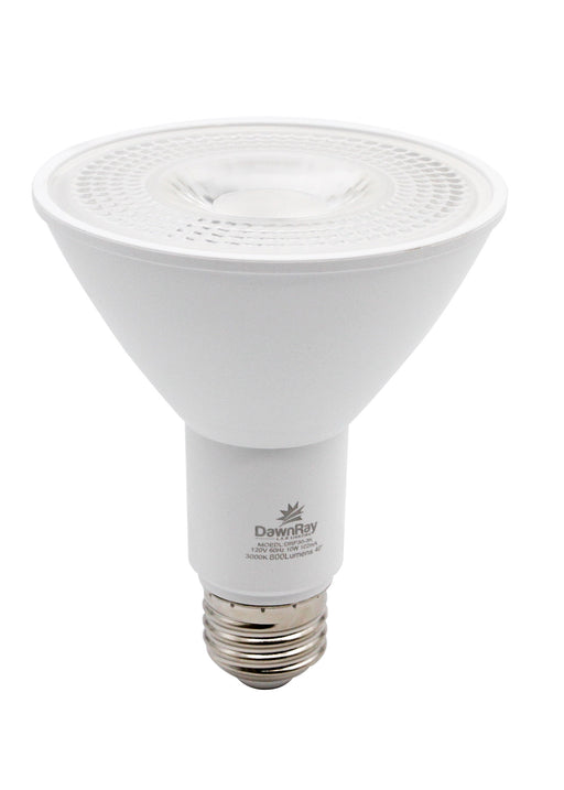 DawnRay LED PAR30, 12W, 800 Lumens, 3000K, Warm White ,Dimmable ,3 Years Warranty - Consavvy