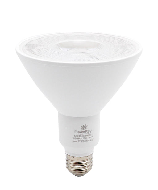 DawnRay LED PAR38, 16.5W, 1200 Lumens, 3000K, Warm White ,Dimmable ,3 Years Warranty - Consavvy