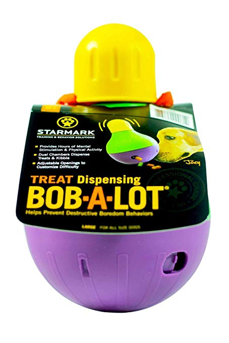 Starmark Bob A Lot Treat Dispenser
