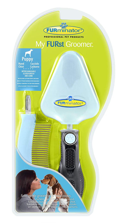 Furminator Deshedding Brush Puppy My First Groomer