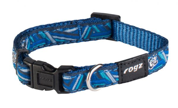 Rogz Jellybean Collar Small