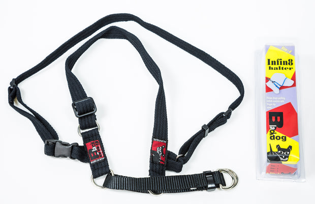 Black Dog Infin8 Halter