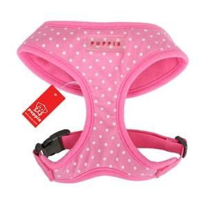 Puppia Dotty Harness Sml