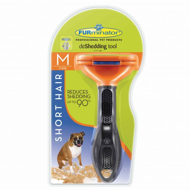 Furninator Deshedding Brush Medium Dog