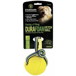 Starmark Swing & Fling Fetch Ball