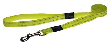 Rogz Lumberjack Lead Dayglow Yellow