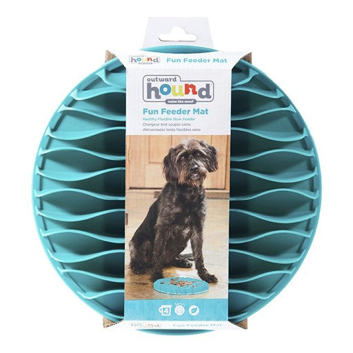 Outward Hound Fun Feeder Mat