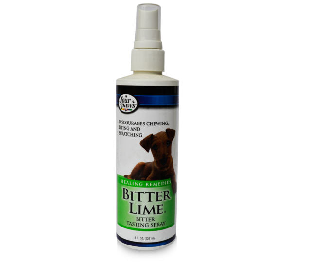 Four Paws Bitter Lime Spray 236ml Pump