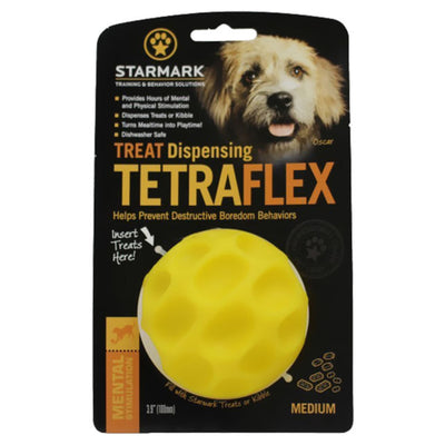 Starmark Treat Dispensing Tetraflex