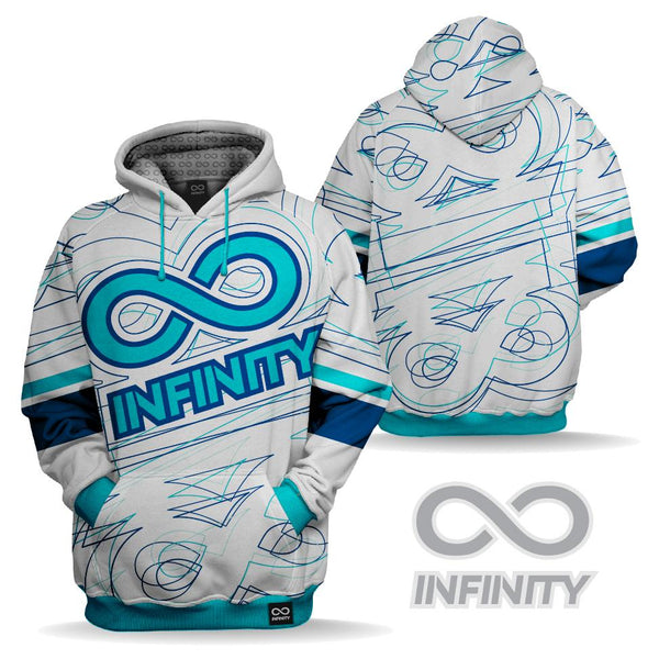 Sublimated Hoodie (2 Colours)