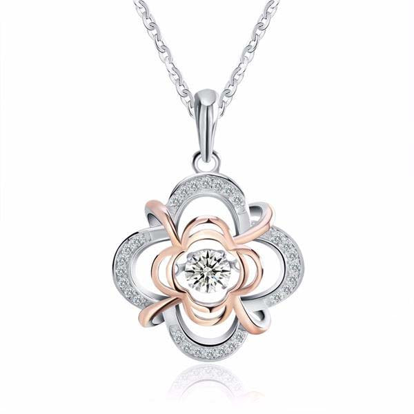 Official Necklace Passion Cute Flower Necklace - Necklace Passion