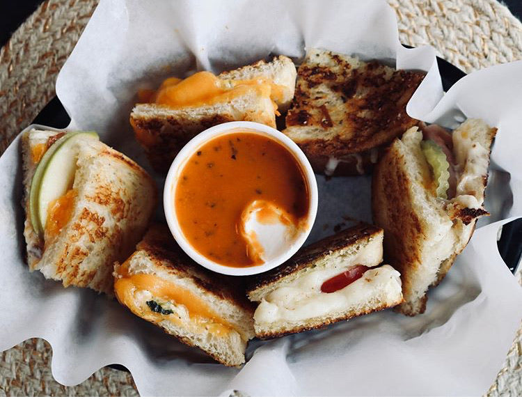 Grilled Cheese Sampler