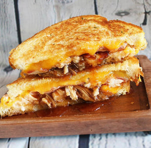 Colbycabana Grilled Cheese