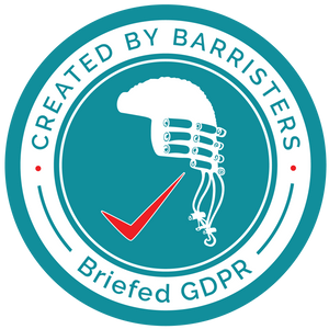 GDPR Compliance Bundle for Barristers (Platinum)