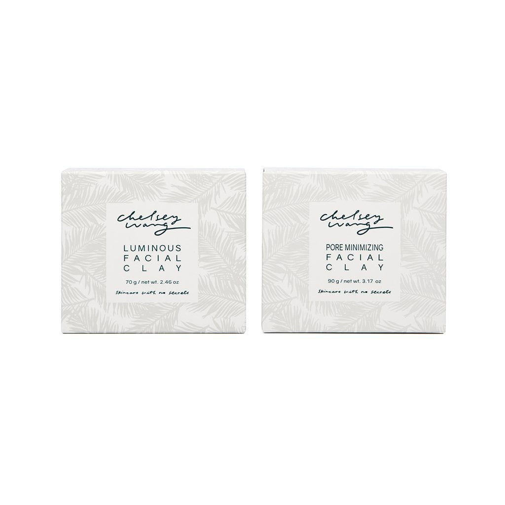 Facial Clay Duo Set