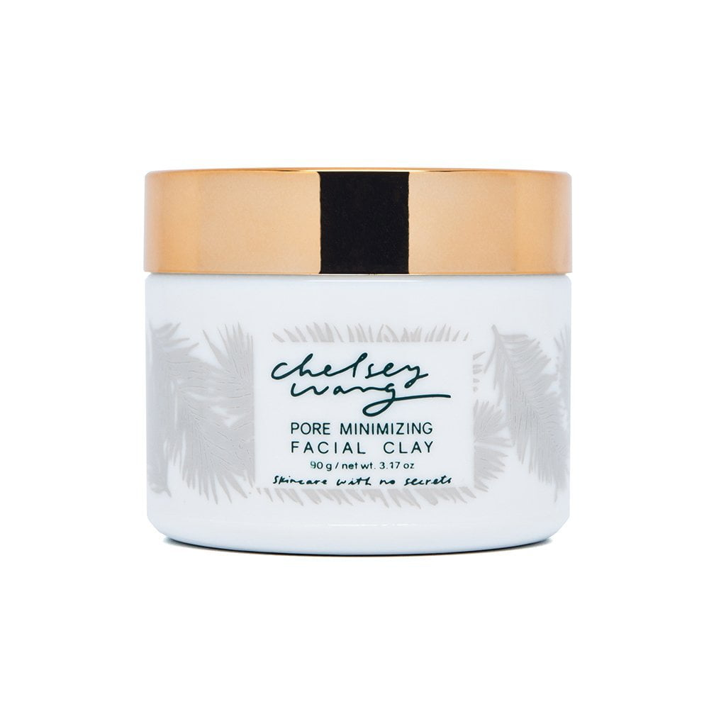Pore Minimizing Facial Clay